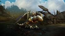 """Новый транспорт """"Паровой испепелитель"""" в награду за подписку на 6 месяцев в World of Warcraft"""