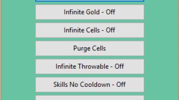 Dead Cells: Трейнер/Trainer (+5) [803d3e7] {Kompyuterlab}