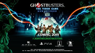 Ghostbusters: The Video Game Remastered выходит 4 октября