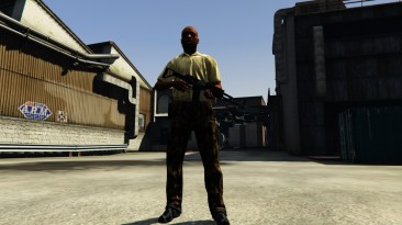 "Grand Theft Auto 5 ""Vic Vance"""