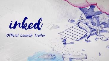 Приключенческая игра-головоломка Inked: A Tale of Love выйдет на PlayStation, Xbox и Switch в 2021 году