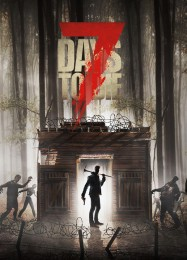Обложка игры 7 Days To Die
