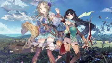 Новый трейлер и подробности предзаказа Atelier Firis: The Alchemist and the Mysterious Journey