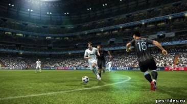 """Pro Evolution Soccer 2012 """"PESEdit.com 2012 Patch 4.1"""""""