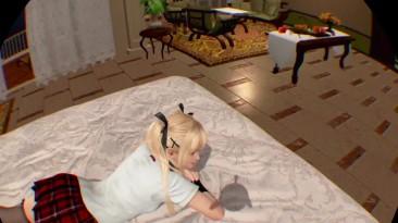 Dead Or Alive Xtreme 3 вышло обновление позволяющее заглядывать под юбки