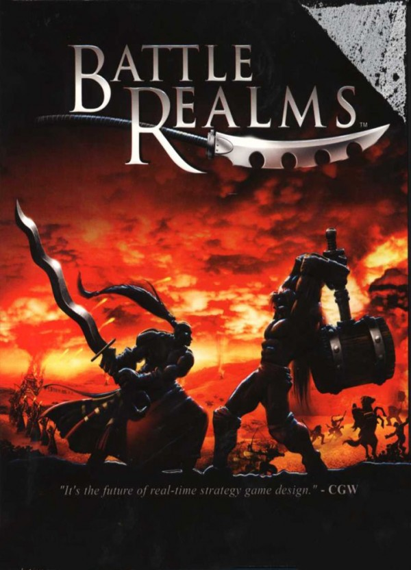 battle realms 2 скачать торрент бесплатно