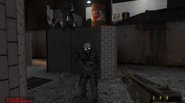 "Half-Life 2 ""Карта - The Rock 2"""