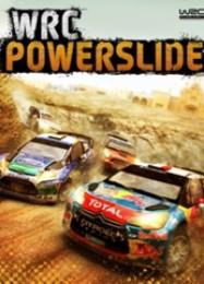 Обложка игры WRC Powerslide