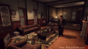 """Mafia 2 """"Бета версия квартиры Джо в 1950-х"""""""