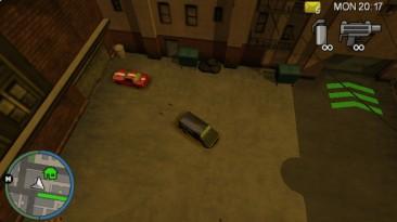 Grand Theft Auto: Chinatown Wars: Сохранение/SaveGame (Unique Vehicles) [PSP]