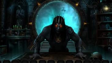Мрачная RPG Iratus: Lord of the Dead появится в Steam в этом месяце