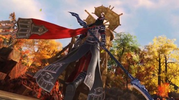 Знакомство с Копьеносцем в новом трейлере Swords of Legends Online