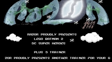 Lego Batman 2 - DC Super Heroes: Трейнер/Trainer (+5) [1.0] {Razor 1911}