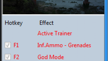 Arma 3: Трейнер/Trainer (+3) [1.14: Steam Version] {MrAntiFun}