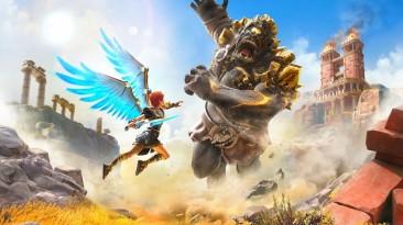Immortals Fenyx Rising продается со скидкой 40% в PS Store - игра вышла 3 недели назад