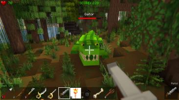 В Steam вышла Cube Island