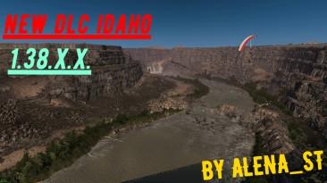 American Truck Simulator: Сохранение/SaveGame (100% Дорог) [Arizona / New Mexico / Oregon / Washington / Utah / Idaho]