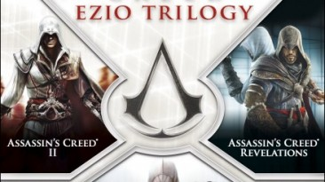 Assassin's Creed Ezio Trilogy выйдет на PS3 в ноябре