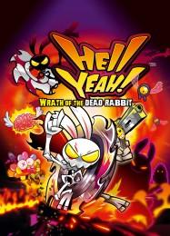 Обложка игры Hell Yeah! Wrath of the Dead Rabbit