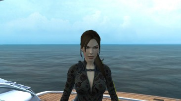 "Tomb Raider : Underworld ""swimsuit"""