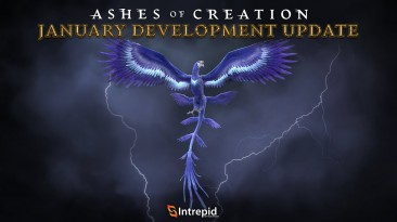 Появилась полуторачасовая демонстрация мира MMORPG Ashes of Creation
