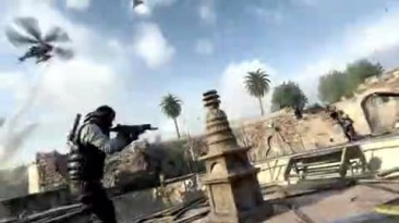 """Call of Duty: Black Ops 2 """"Геймплей Apocalypse (PS3) """""""