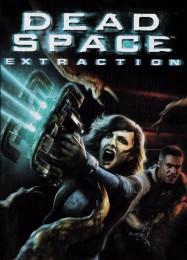 Обложка игры Dead Space: Extraction