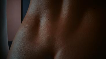 """Cyberpunk 2077 """"4К текстуры тела и обновленная кожа"""""""