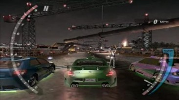 Need for Speed Underground 2 (The Airport)