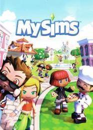 Обложка игры MySims