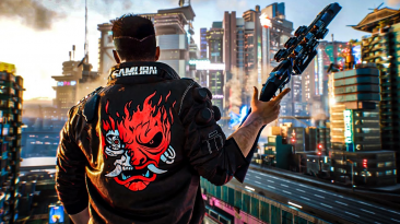 Cyberpunk 2077: Совет (Как получить куртку самурая)