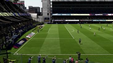 FIFA 18 - Сравнение графики Xbox One X vs. PS4 Pro vs. Xbox Oneи (Candyland)