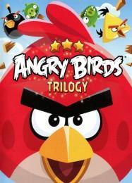 Обложка игры Angry Birds Trilogy