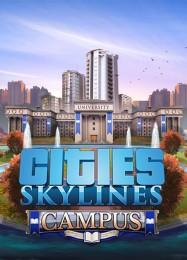 Обложка игры Cities: Skylines - Campus
