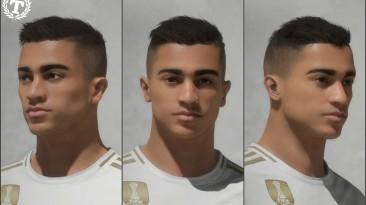"FIFA 20 ""Reinier Jesus face"""
