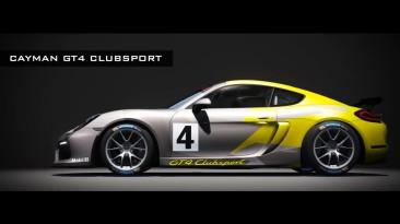 """Assetto Corsa """"Релизный трейлер Porsche Pack Volume1"""