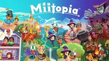 Приключение Miitopia выйдет на Switch в конце мая. Это улучшенная игра с 3DS