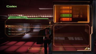 """Mass Effect Legendary Edition """"Улучшенное управление - Дополнительные комбинации клавиш"""""""
