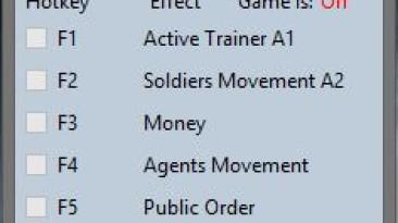 Total War: Rome 2 - Emperor Edition: Трейнер/Trainer (+14) [2.2.0: Build 15666] {MrAntiFun}