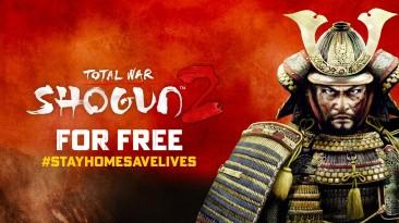В Steam началась бесплатная раздача Total War: Shogun 2