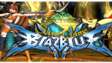 BlazBlue: Continuum Shift II: сохранение (всё пройдено) [PSP/US/JP]