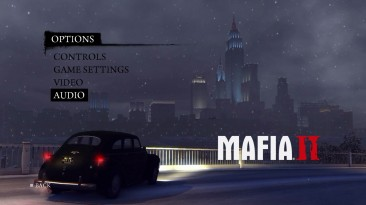"""Mafia 2 """"Новое меню со сменой времен года"""""""