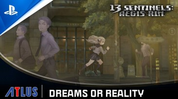 Сон или вымысел? Представлен новый трейлер 13 Sentinels: Aegis Rim - необычной игры для PlayStation 4