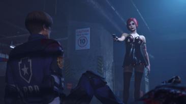 "Resident Evil 2 ""Сексуальная и готичная Ада Вонг"""