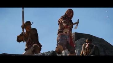 Assassin's Creed Rogue Remastered (2018) - русский трейлер - озвучка VHS
