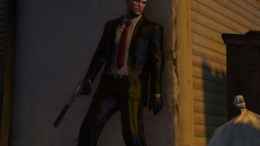 "Grand Theft Auto 5 ""Agent 47"""
