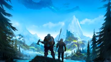 В раннем доступе Steam вышла скандинавская сага Valheim
