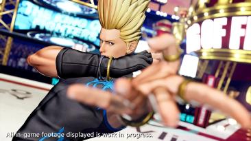Художник King of Fighters XV делится мнением о дизайне Бенимару Никайдо и Мейтенкун
