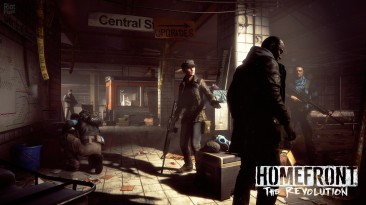 "Homefront: The Revolution ""Обои 1920х1080"""