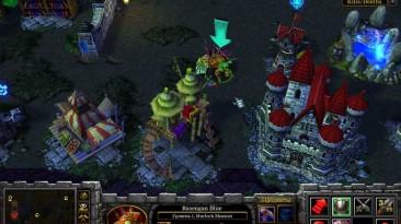 """Warcraft 3 TFT """"Карта - Humans vs. Orcs 5.0"""""""